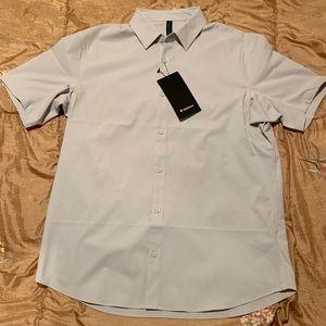Men's Lululemon Airing Easy SS Shirt Size XL